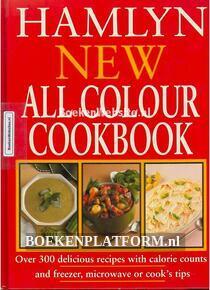 Hamlyn New All Coulour Cookbook