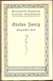Stefan Zweig, Ausgewählte Prosza