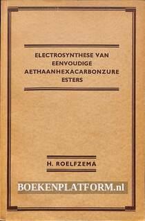 Electrosynthese van eenvoudige aethaanhexacarbonzure esters