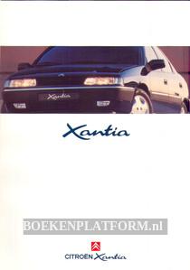 Citroen Xantia technische beschrijving