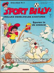Sport Billy's vrolijke wereldwijde avonturen nr. 3