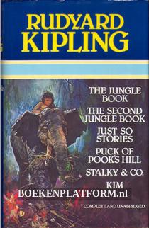 Rudyard Kipling omnibus