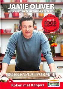 Jamie Oliver, mijn favoriete gezonde recepten