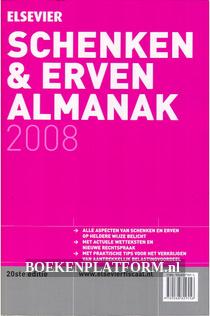 Schenken & Erven Almanak 2008