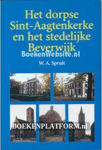 Het dorpse Sint-Aagtenkerke en het stedelijk Beverwijk