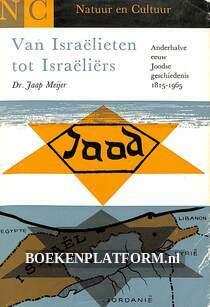 Van Israëlieten tot Israëliërs