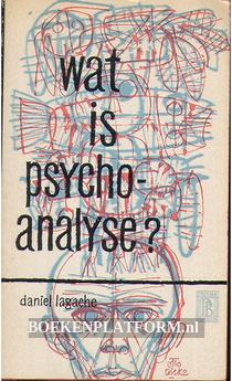 0806 Wat is psychoanalyse?