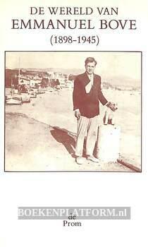 De wereld van Emmanuel Bove (1898-1945)