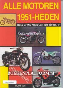 Alle motoren 1951-heden deel 2