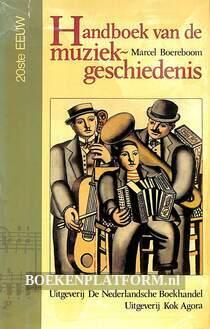 Handboek van de muziek-geschiedenis 4
