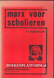 Marx voor scholieren