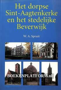Het dorpse Sint-Aagtenkerke en het stedelijke Beverwijk