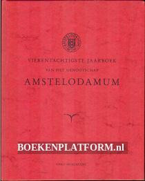 Amstelodamum 1992
