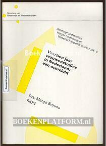 Veertien jaar vrouwenstudies in Nederland; een overzicht