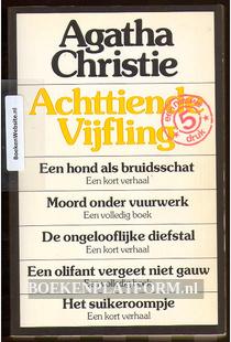 Agatha Christie Achttiende Vijfling