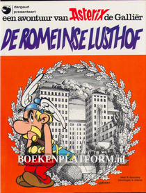 Asterix en de Romeinse Lusthof