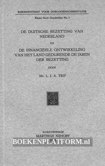 De Duitse bezetting van Nederland