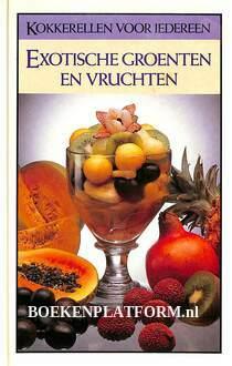 Exotische groenten en vruchten