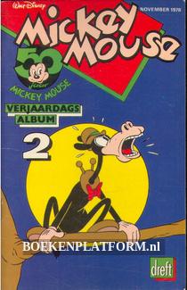 Mickey Mouse verjaardags album 2