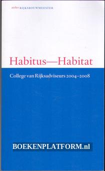 Habitus-Habitat