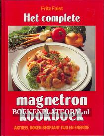 Het complete magnetron kookboek