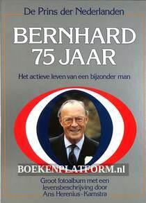 Bernhard 75 jaar