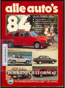 Alle auto's 1984