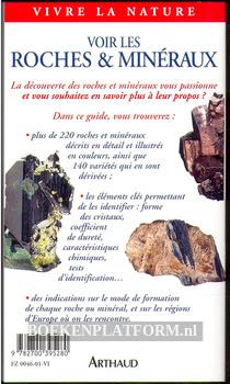 Voir les roches & mineraux