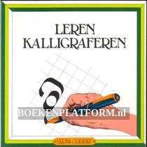Leren kalligraferen