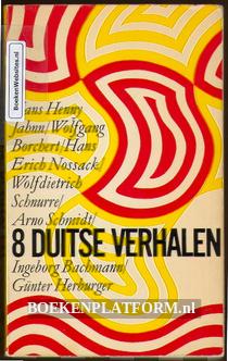 8 Duitse verhalen