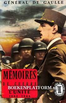 Memoires de guerre
