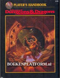 Advanced Dungeons & Fragons Players Handbook