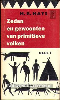 0533 Zeden en gewoonten van primitieve volken I
