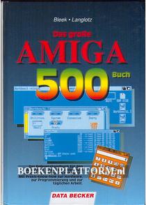 Das grosse Amiga 500 Buch