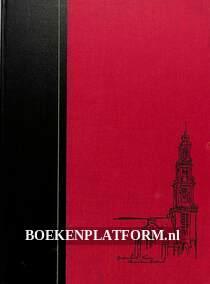 Ons Amsterdam 1957 Ingebonden met originele band