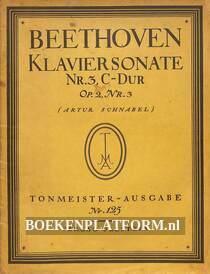 Beethoven Klaviersonate Nr.3, C-Dur