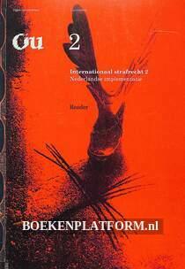 Internationaal strafrecht 2