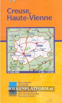 Michelin 325 Creuse, Haute-Vienne