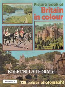 Picture book of Britain in colour