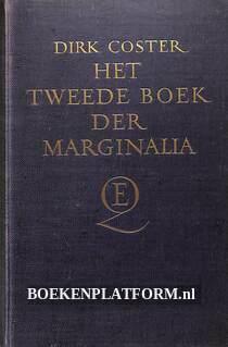 Het tweede boek der Marginalia