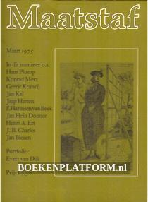 Maatstaf 03-1975