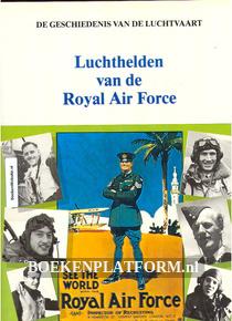 Luchthelden van de Royal Air Force