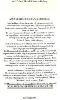 Monumenten reisboek van Nederland