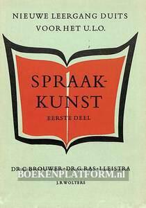 Nieuwe leergang Duits voor het U.L.O.