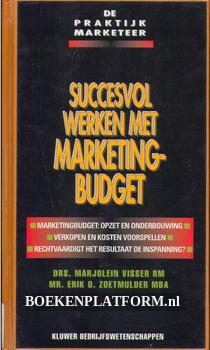 Succesvol werken met marketingbudget