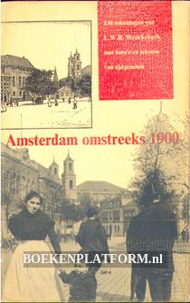 Amsterdam omstreeks 1900