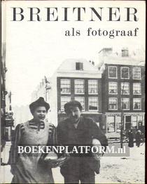 Breitner als fotograaf