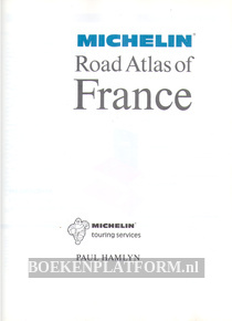 Michelin Road Atlas France