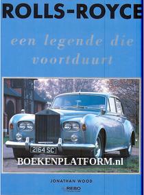 Rolls-Royce een legende die voortduurt