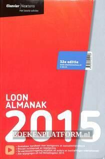 Loon Almanak 2015